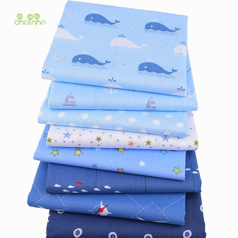 DIY Sewing /& Quilting Material 8pcs//lot,Cat/'s Cotton Fabric Patchwork Cloth