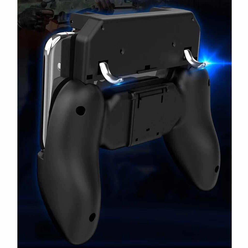 Мобильный игровой контроллер чувствительный Shoot и Aim джойстики геймпад ручка для PUBG мобильный телефон игровой контроллер l1r1 Shooter Fire