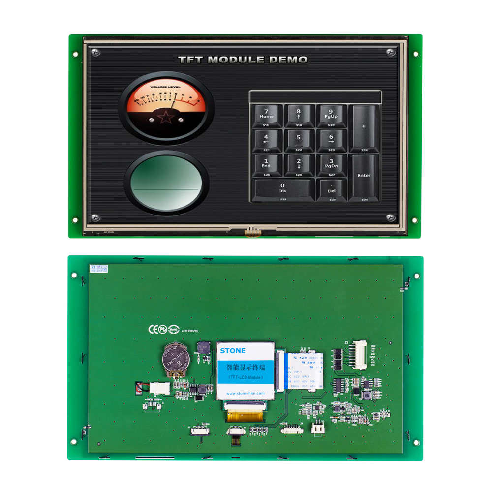 10.1 Inch Industrial TFT Operator Interface Panel Screen With Free Shipment10.1 Inch Industrial TFT Operator Interface Panel Screen With Free Shipment