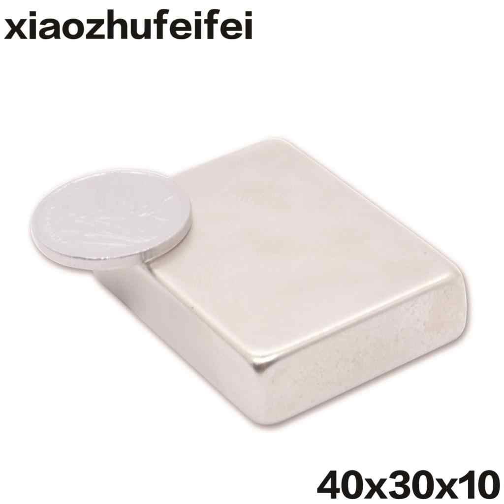 Neodymium Magnets Block Rare Earth Cuboid Magnet 20mm x 10mm x 5mm