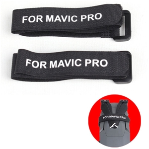 2pcs Propeller Stabilizer Enfoldment Fixing Strap 20x380mm for DJI MAVIC PRO Drone
