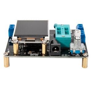 Image 5 - Esr Meter GM328A Transistor Tester Lcd Diode Capaciteit Esr Spanning Frequentie Meter Pwm Blokgolf Signaal Generator