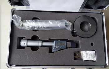 Electronic three points internal micrometer, Range 4-5mm ,INSIZE,IP54,High precision digital measuring tooling.