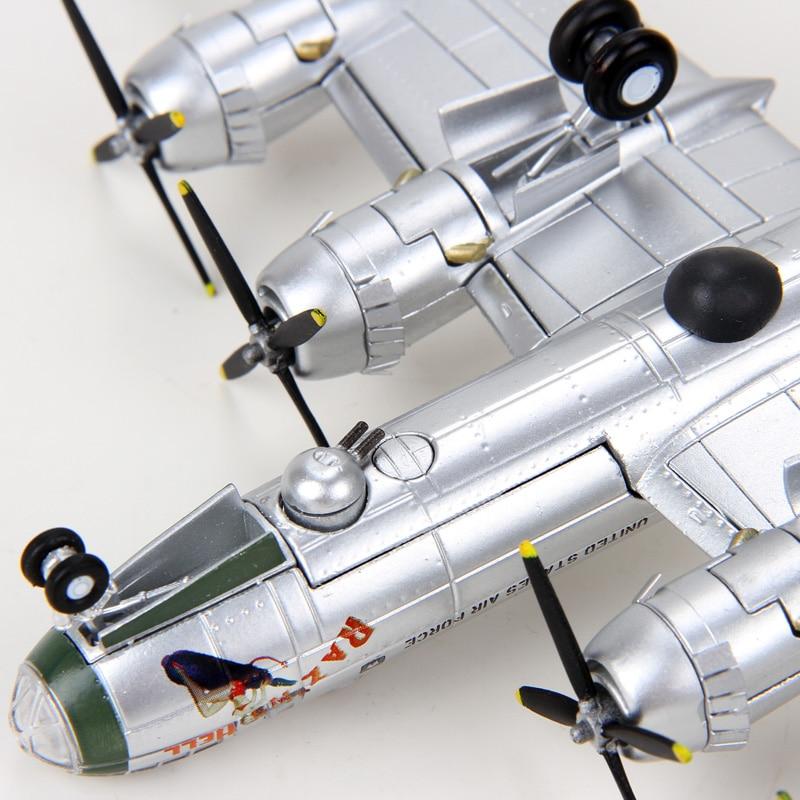 картонная модель самолета b29