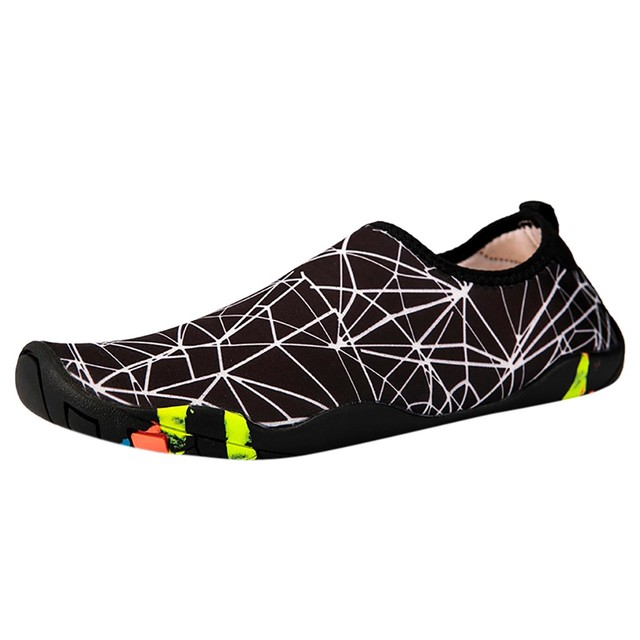 KLV  Couple Beach Shoes Swimming Water Shoes sport outdoor Barefoot Quick Dry Aqua Quick-drying Wading Swimming Shoes 1