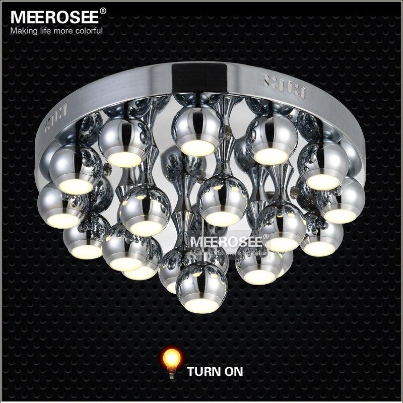 Plafonniers plafond moderne à LEDs encastrés de lumière de LED pour le plafonnier monté par surface de salon