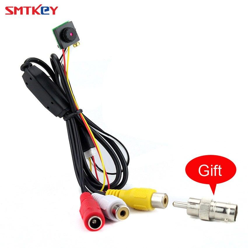 700TVL Smallest Color CMOS CCTV Mini Camera