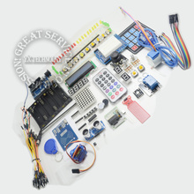 NEW Ultimate Starter Kit for Arduino Learners, Complete Set of Arduino's  More than 40 Projectors