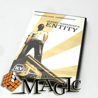 Entity with gimmick by Jeremy Hanrahan / close-up street professional magic tricks products / free shipping