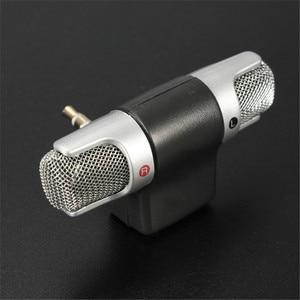 Image 5 - Leory mini microfone condensador 3.5mm portátil estéreo karaoke microfone microfone para universal computador portátil gravador de telefone móvel