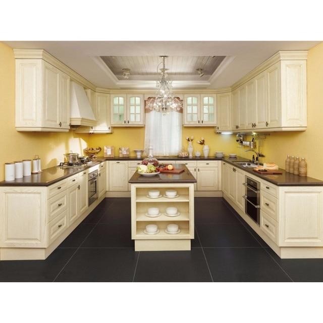 Lujo u forma cocina Diseño moderno en Gabinetes de cocina de Mejoras ...