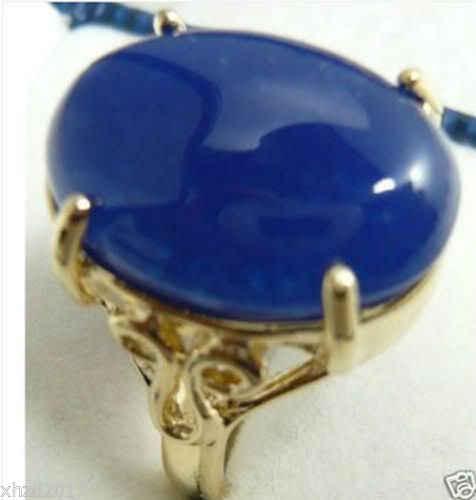 ร้อนขาย->@@ 0xหยกสีฟ้าที่สวยงามขนาดแหวนผู้หญิง's 6 7 8 9สามารถเลือกด้านบนที่มีคุณภาพจัดส่งฟรี