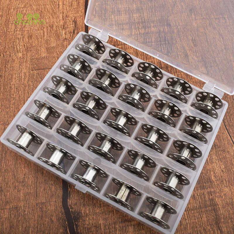 Chainho, Lege Naaien Spoelen Spoelen voor Naaimachine Draad/DIY Naaien Gereedschap & Accessoire/25 stks/doos