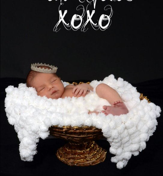 Cute F Ashion Newborn Photography Props White Blanket