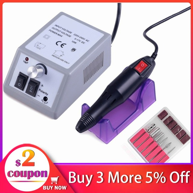 Cutter For Manicure Electric Nail Drill Milling Cutter For Manicure ...