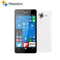 Lumia 950 Nokia Microsoft Original Unlocked Windows 10 Mobile Phone 4G LTE GSM 5 2 20MP