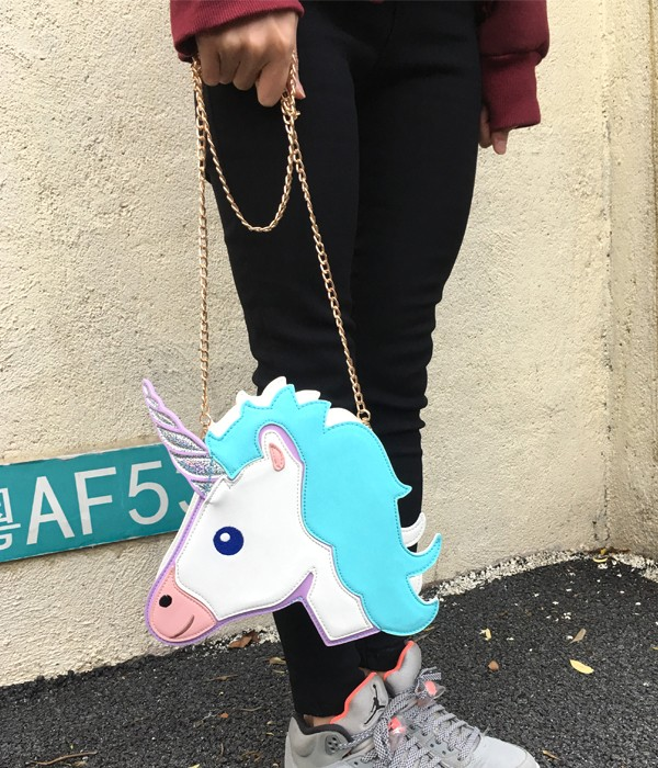 HTB1vDW0OpXXXXcaapXXq6xXFXXXS - Unicorn Handbag women Shoulder Bag Cute