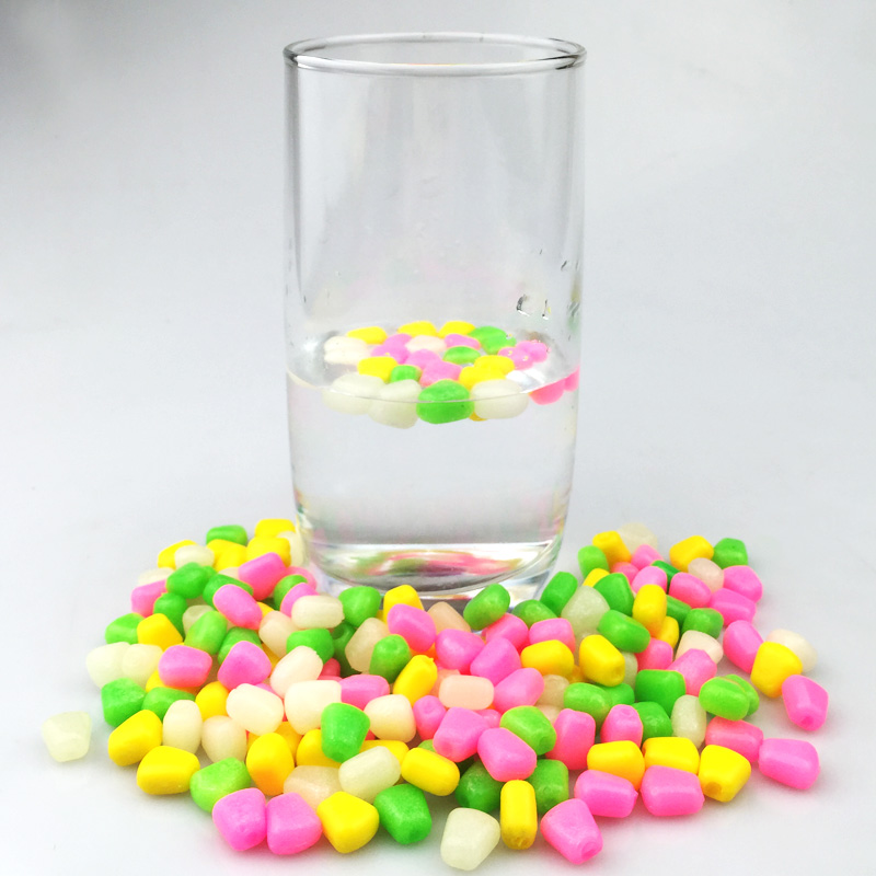 New 50pcs Soft Baits Simulation Corn Kernels Carp font b Fishing b font Lure soft can