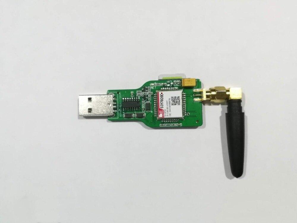 SIM7020 SIM7020E USB Development Board Multi-Band B1/B3/B5/B8/B20/B28 LTE NB-IoT SMT Type M2M Compatible With SIM800C