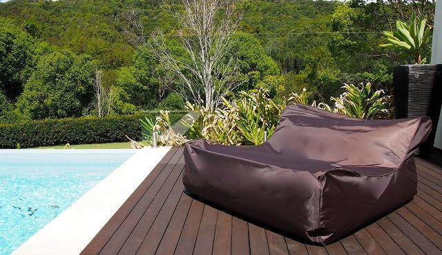 Free Shipping Cost Extra Large Floating Beanbag Summer Swimming Beanbag  Sell