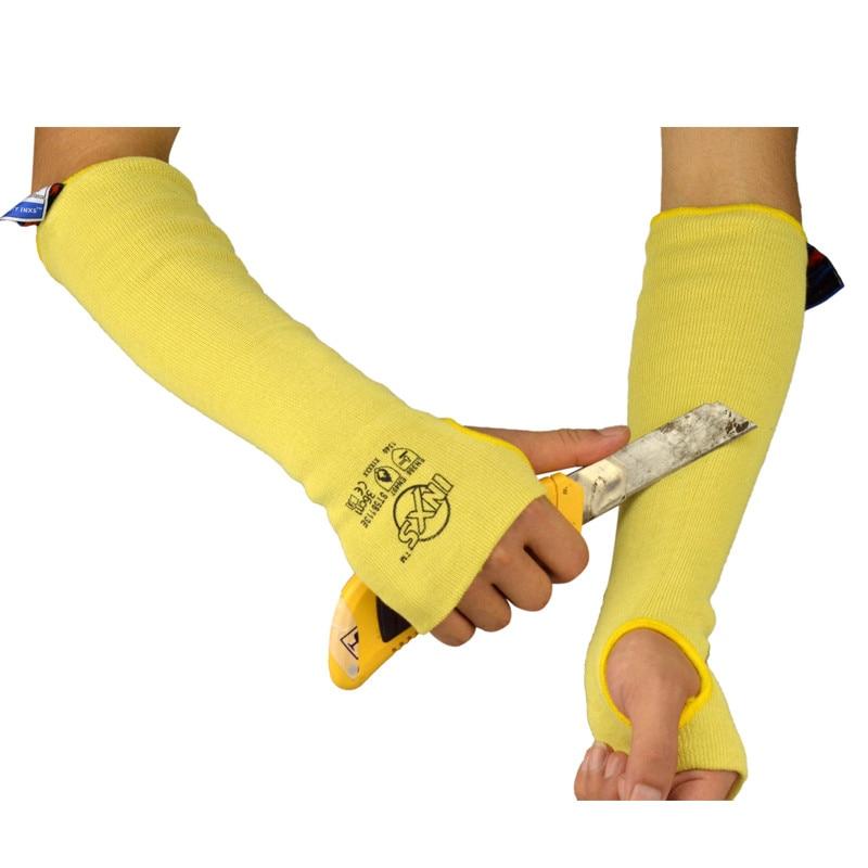 gomito e braccia a mano anti-taglio / anti-ferita lavorato a maglia - Set di attrezzi - Fotografia 3