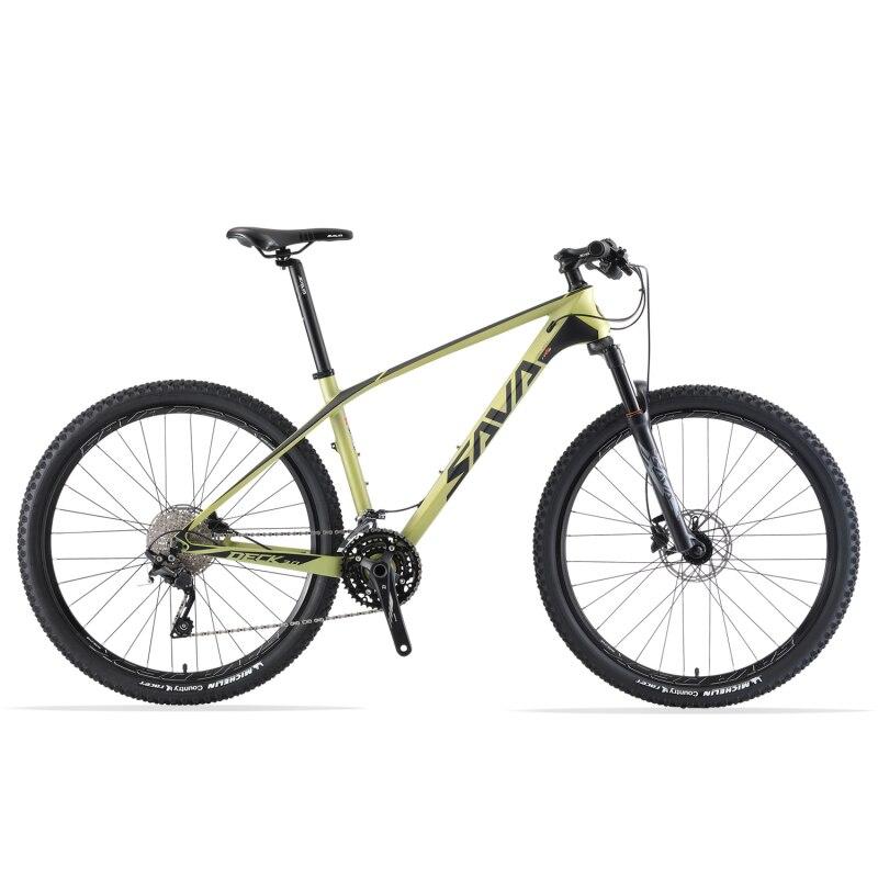 Bicicletas VTT 29 VTT en carbone 29 pouces vtt vélo en fiber de carbone vélo vtt pour hommes vélo adulte 29 pouces