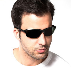 Image 5 - Spolaryzowane aluminiowe męskie okulary przeciwsłoneczne okulary wojskowe Clip On dostosuj krótkowzroczność okulary korekcyjne jazdy okulary przeciwsłoneczne HN1042