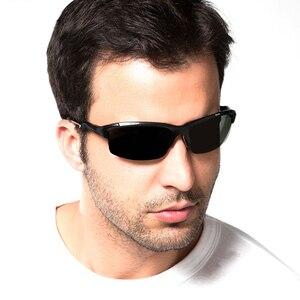 Image 5 - Óculos de sol polarizados de alumínio masculino militar clip on personalizar miopia prescrição óculos de condução opitical óculos de sol hn1042