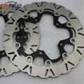 new Aluminum alloy &Stainles steel motorbike front brake disc rotos For SUZUKI GSX1300R HAYABUSA 2008 2009 2010 2011 2012 2013