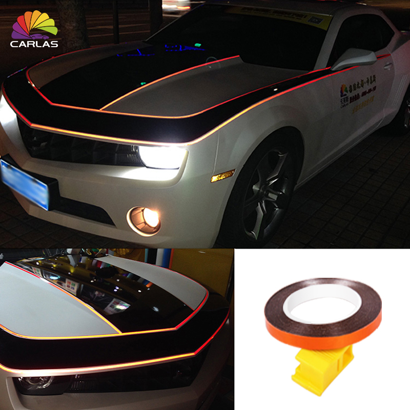 0.63CM*7M Protection Guard Anti Scratch Small Car Stickers For Wheel Rim Edge Free Shipping-in Car Stickers from Automobiles & Motorcycles