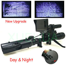 New Upgrade Outdoor Hunting Optics scope Tactical digital Infrared binoculars night vision with IR and LCD use in day and night