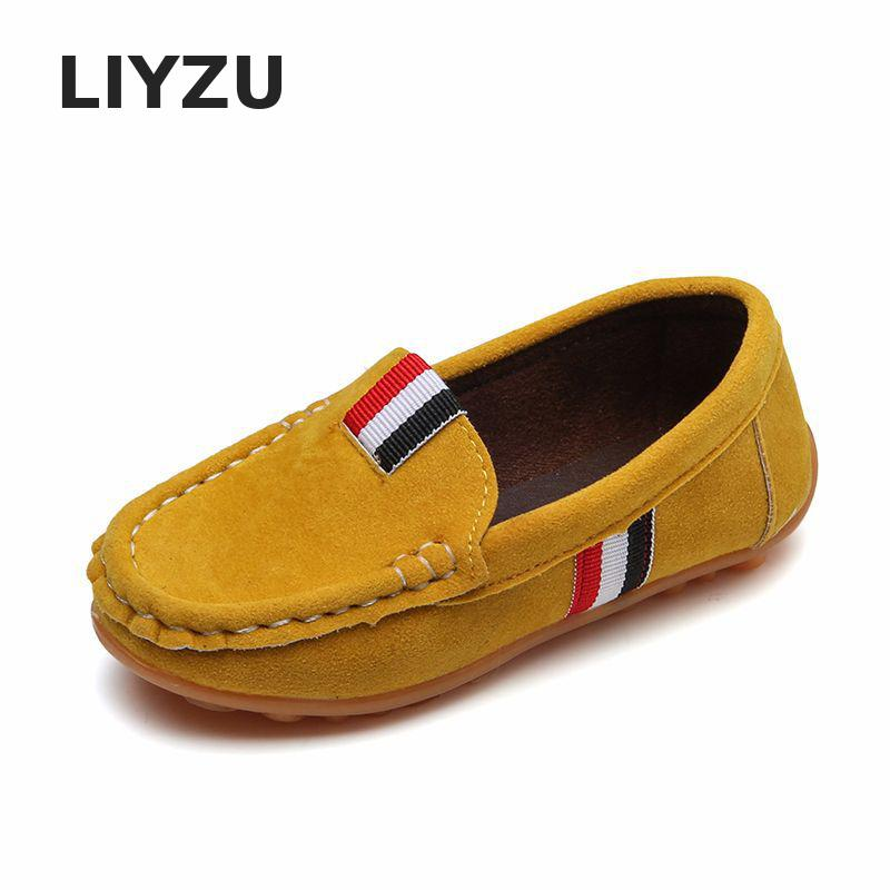 Kids Shoes Girls Loafers For Boys Sneakers Spring Children Casual Shoes Leather Peas Shoes Baby Toddler Soft Comfortable WalkingKids Shoes Girls Loafers For Boys Sneakers Spring Children Casual Shoes Leather Peas Shoes Baby Toddler Soft Comfortable Walking