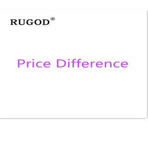 RUGOD Price difference