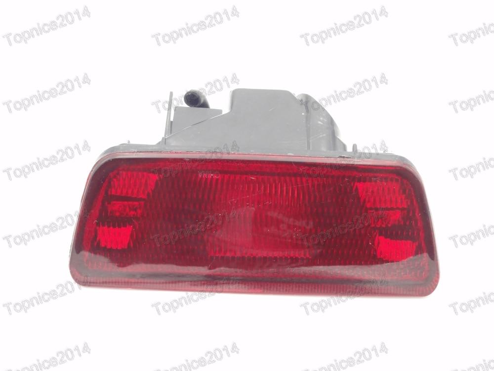 1 Adet Arka tampon sis Işık Reflektör Kuyruk Lambası Nissan - Araba Farları - Fotoğraf 1