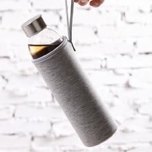 Reusable Plastic Water Bottle