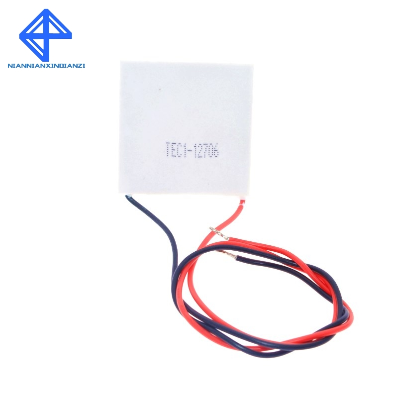 Free Shipping 1PCS TEC1 12706 12V 6A TEC Thermoelectric Cooler Peltier (TEC1-12706) If you want good quality, please choose us