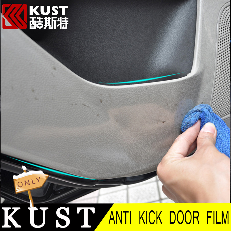Buy Kust 6pcs Car Anti Kick Door Protection Film For Focus 3 Car Door