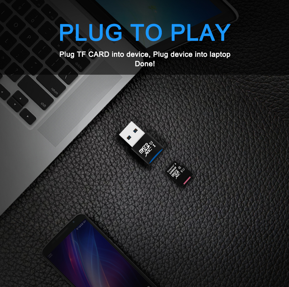 USB 3.0 multi memory otg phone card reader 5Gbps adapter for TF micro SD pc computer laptop accessories high quality 3