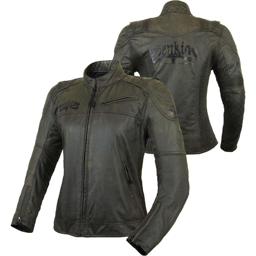 Cafe Racer Summer Motorcycle Jacket