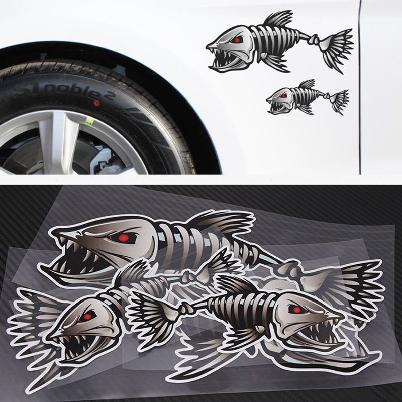 Cool Fish Stickers All The Best Fish In - Cool car window stickers