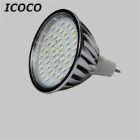 ICOCO Liquidação-O Menor Venda GU10/MR16/E27 SMD3014/3528/5050 LED Spot Light lâmpadas Branco Quente/Dia Branco