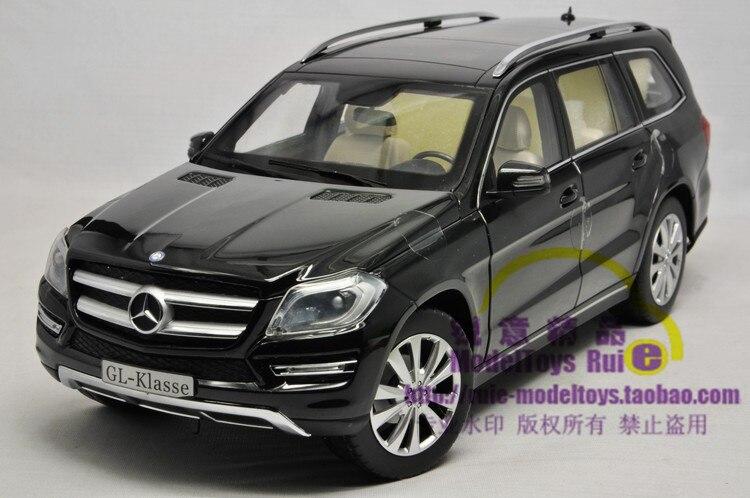 1 18 import original norev 2012 new mercedes benz benz class gl x166 suv car model in diecasts. Black Bedroom Furniture Sets. Home Design Ideas