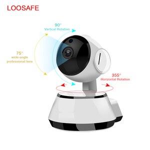 Image 3 - Home WiFi Security IP Camera Wireless Cheap Camera WI FI Audio Record IR Cut Night Vision Surveillance HD Mini CCTV Camera