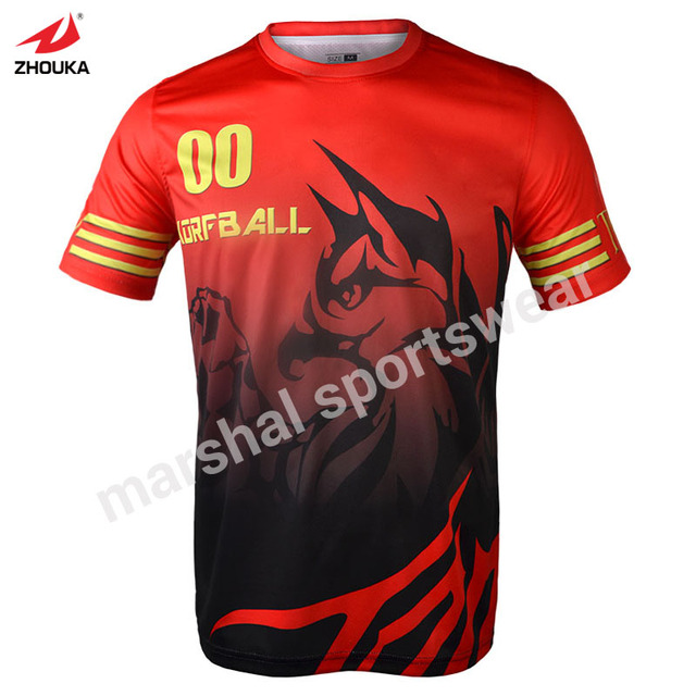9dce92ab3 Import sportswear china jersey t shirt custom print New Design Sulbimation  Printing Thai Quality Soccer Jersey 2019 New Style