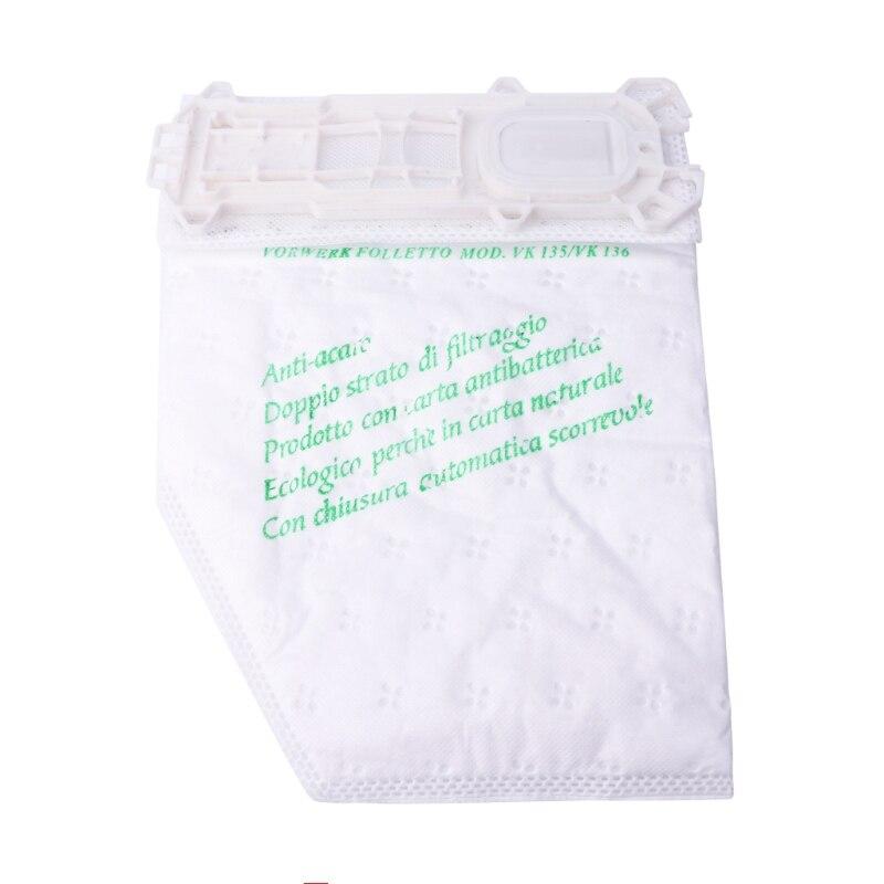1 Bolsa De Microfibra Fp135/fp136 Para Aspiradoras Vorwerk Kobold Sin Costo Alguno A Cualquier Costo