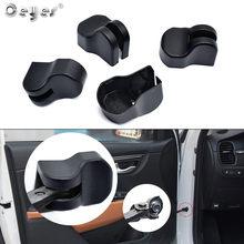 Ceeyes-cubierta de limitador de puertas, accesorios de coche, pegatinas de diseño, funda para Kia Sportage Soul K2 K3 KX5 Forte Sorento K4 K5 K3S
