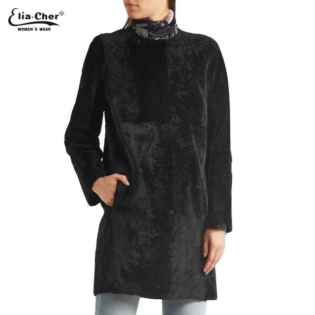 743c71a2b09 Parka Women Jackets Eliacher Brand Winter Spring Warm Jacket 2017 Black  Plus Size Casual Women Jacket Coat Winter Tops 8767