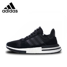 c51bcfa0cadfb6 Adidas ZX500 RM impulso Retro Zapatos negro para hombre y mujeres Unisex  B42227 36-45