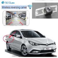 YESSUN car Reverse wireless reverse camera hd night vision For Morris Garages MG5 MG 5 Roewe 350 750 Car rear view parking