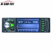 4022D Новый 4.1 дюймов автомобиля MP5 автомобиля MP5 карты Радио плеер U диск Поддержка обращая видео Камера Быстрая зарядка Аудиомагнитолы автомобильные MP5 плеер